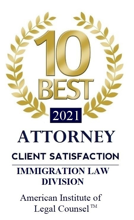 10 Best - 2021 Client Satisfaction