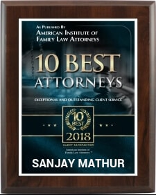 10 Best Attorneys - Sanjay Mathur